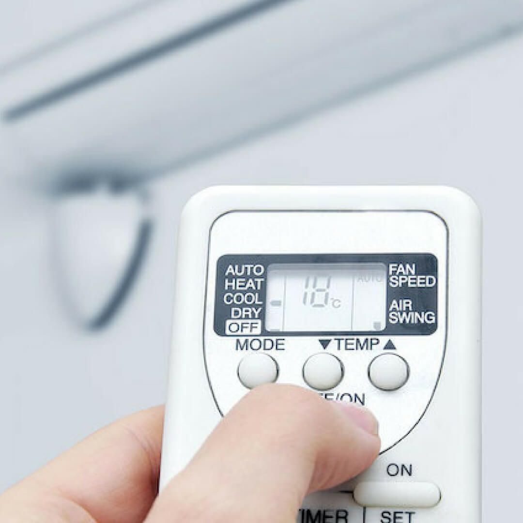 our service - air conditioning